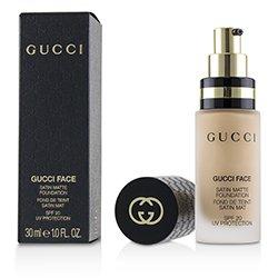Gucci Gucci Face Satin Matte Foundation SPF 20 - # 110  30ml/1oz