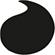 color swatches L'Oreal Mega Volume Collagene 24H Waterproof Mascara - # Mega Black
