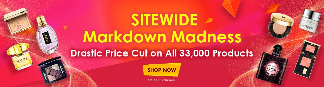 Sitewide Markdown Madness! Drastic Price Cut on 33,000 Products