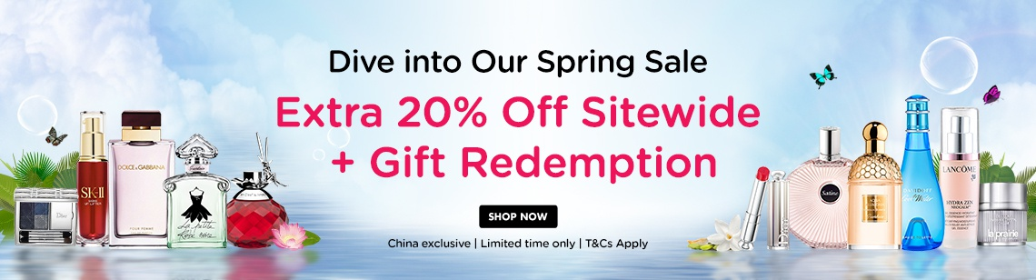 Extra 20% Off Sitewide CN