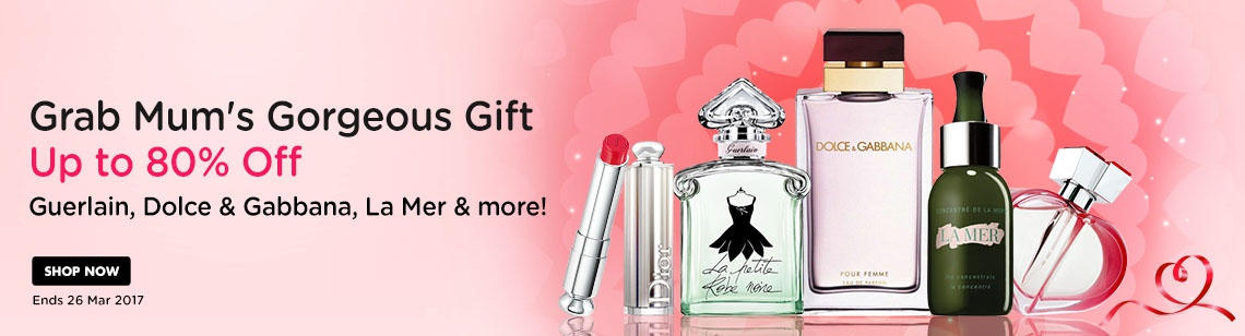 Mum's Gorgeous Gifts Up to 80% Off