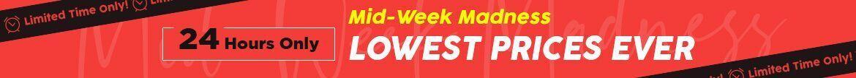 Mid-Week Madness Sale