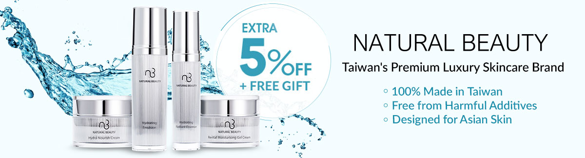 15% Off Natural Beauty + FREE Gift