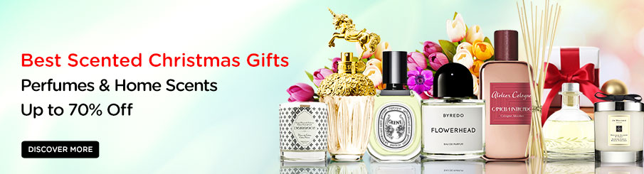 Best Scented Christmas Gifts: Perfumes & Home Scents  Up to 70% Off