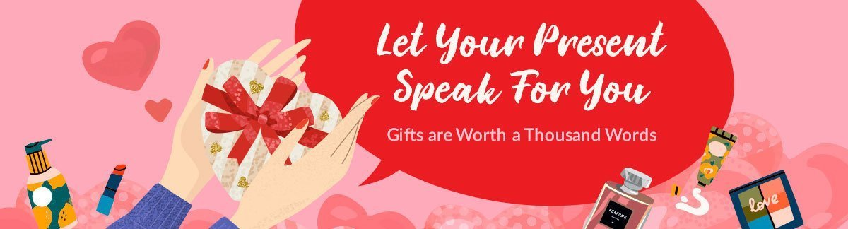 Let Your Present Speak For You: Gifts are Worth a Thousand Words for the Christmas Holiday Year End Season