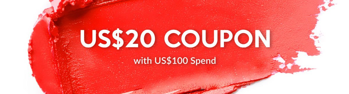 Year-end Sale coupon shopping spree