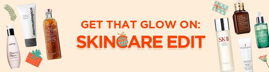 GET THAT GLOW ON: SKINCARE EDIT