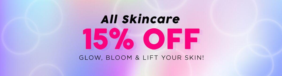 clinique, shiseido, skincare, skincare on sale, valmont, mario badescu, eve lom. la mer