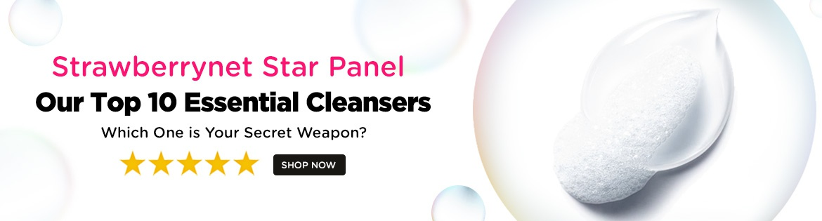 strawberrynet star panel cleaners