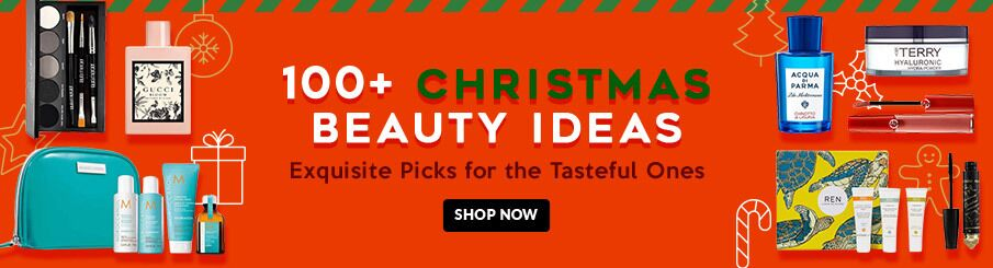 skincare, makeup, beauty, cosmetics, holiday, gift, sale, clarins, shiseido, lancome, dermalogica, clinique, perfect looks, christian dior