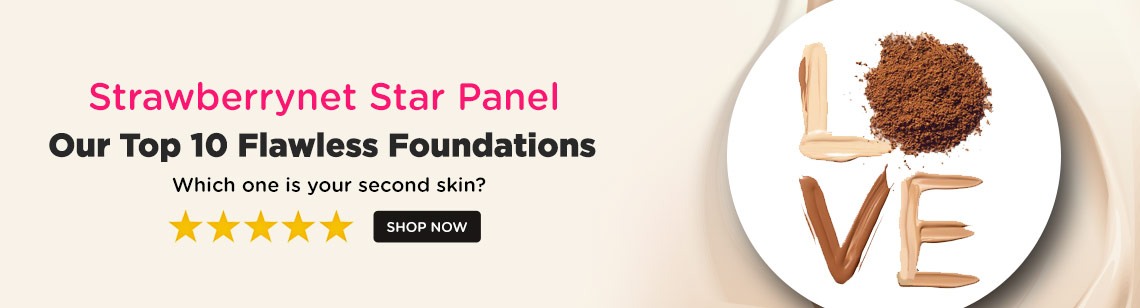 Strawberrynet Star Panel Our Top 10 Foundations