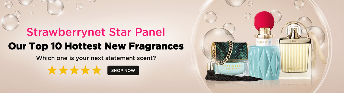 Strawberrynet Star Panel Our Top 10 Fragrances