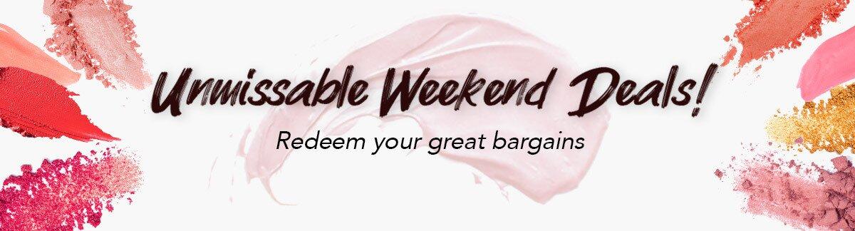 easter, Weekend deals, redemption, US$1 deals, weekend shopping