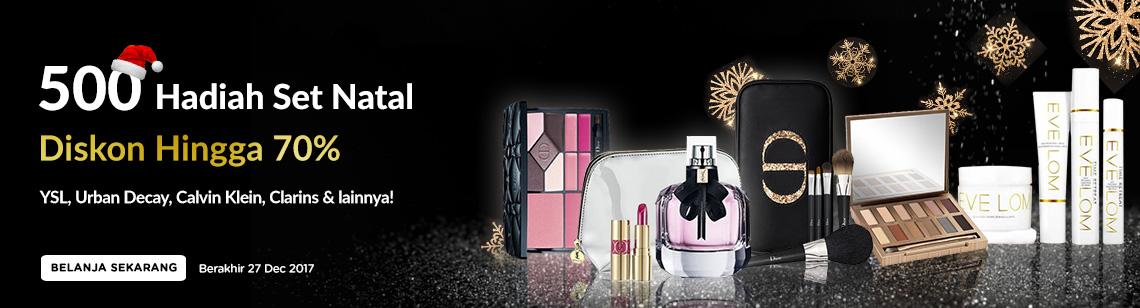 500 discounted christmas gift sets  dior eye palette ysl mon cheri perfume sets dior brush sets urban decay eyeshadow evelom skincare sets calvin klein clarins