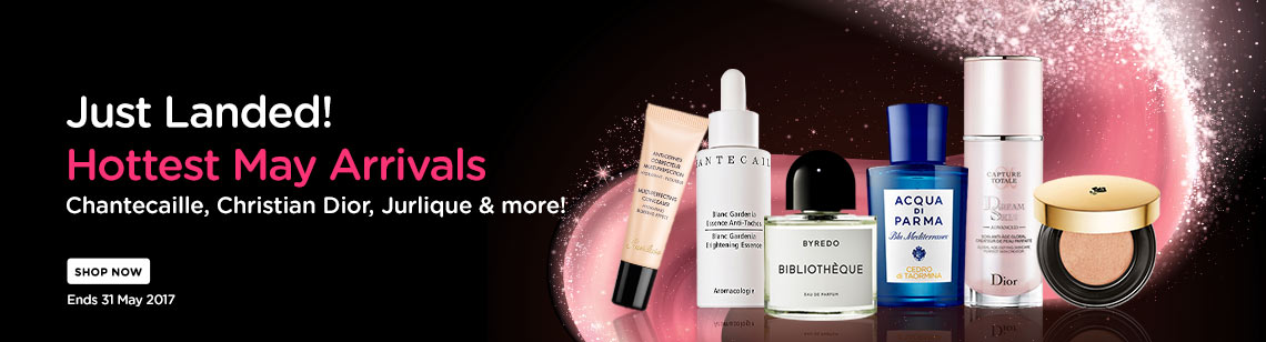 May New Arrivals Chantecaille, Jurlique & more!