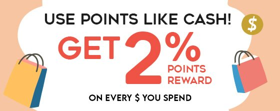 points reward, earn cash, create account, skincare, makeup, fragrance, haircare, beauty, sale
