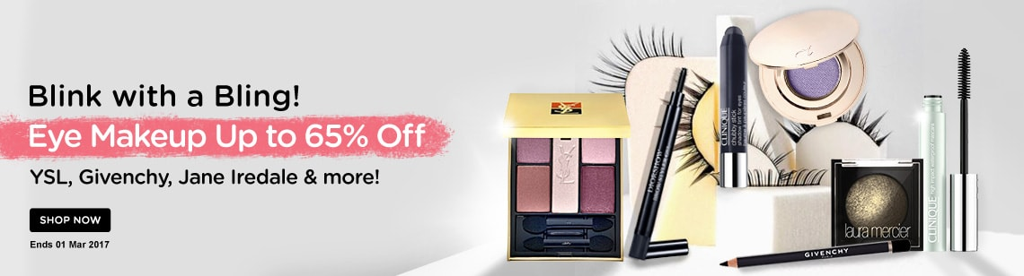Make up Specials Enticing Eyes Up to 65% Off