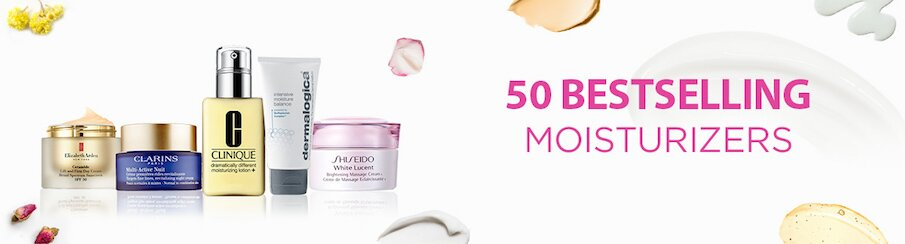 50 Best-Selling Moisturizers of 2019!