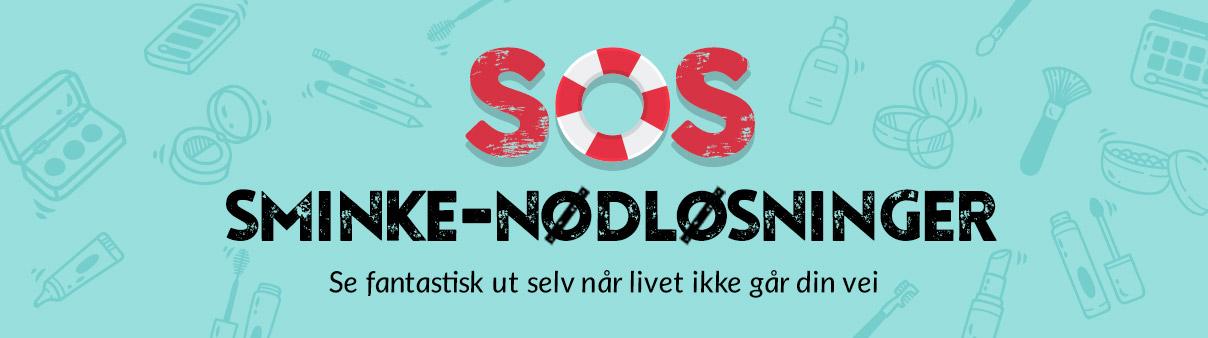 SOS sminke-nødløsninger: Se fantastisk ut selv når livet ikke går din vei