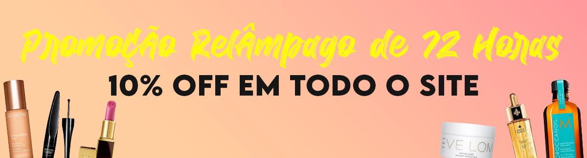 flash sale, limited time offer, 10% off, skincare sale, clarins, dermalogica, shiseido, laura mercier, kerastase, guerlain, jo malone