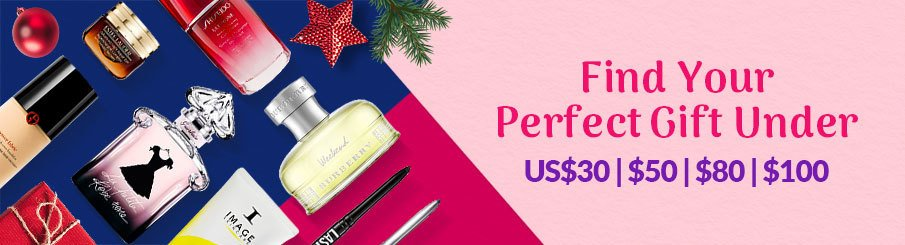 Holiday Budget Buys! Christmas gifts Under US$30 | US$50 | US$80 | US$100 Gift guide gift idea 2019 for him for her