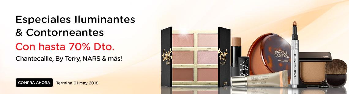 makeup specials contour highlight tarte nars laura mercier christian dior shiseido bronzer highlighter