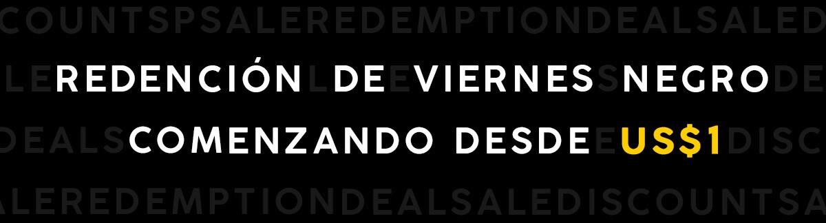 Deals, redemption, US$1 deals, weekend shopping, black friday