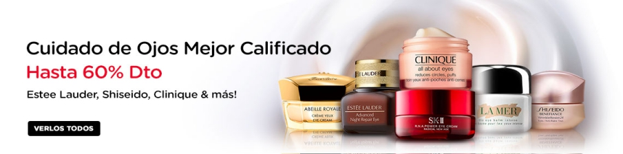 Top-Rated Eye Care Staples Up to 60% Off! Estee Lauder, Shiseido, Decleor, Clinique & more!