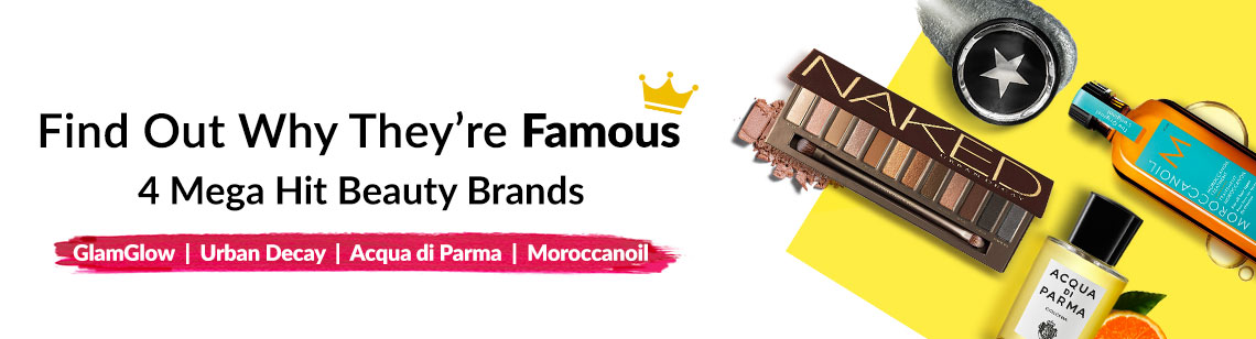Glamglow urban decay acqua di parma moroccanoil find out why famous mega hit beauty brands naked colonia treatment youthmud