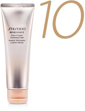 Shiseido-Benefiance Extra Creamy Cleansing Foam