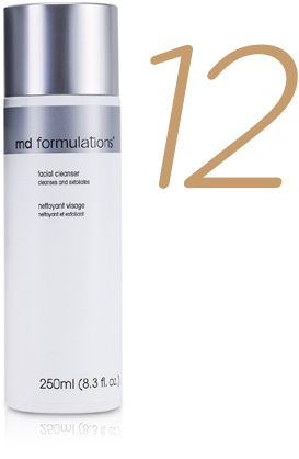 MD Formulations-Facial Cleanser Cleanse & Exfoliates (Contains Gliycolic Acid)