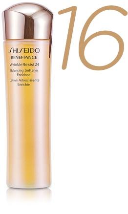 Shiseido-Benefiance WrinkleResist24 Balancing Softener Enriched