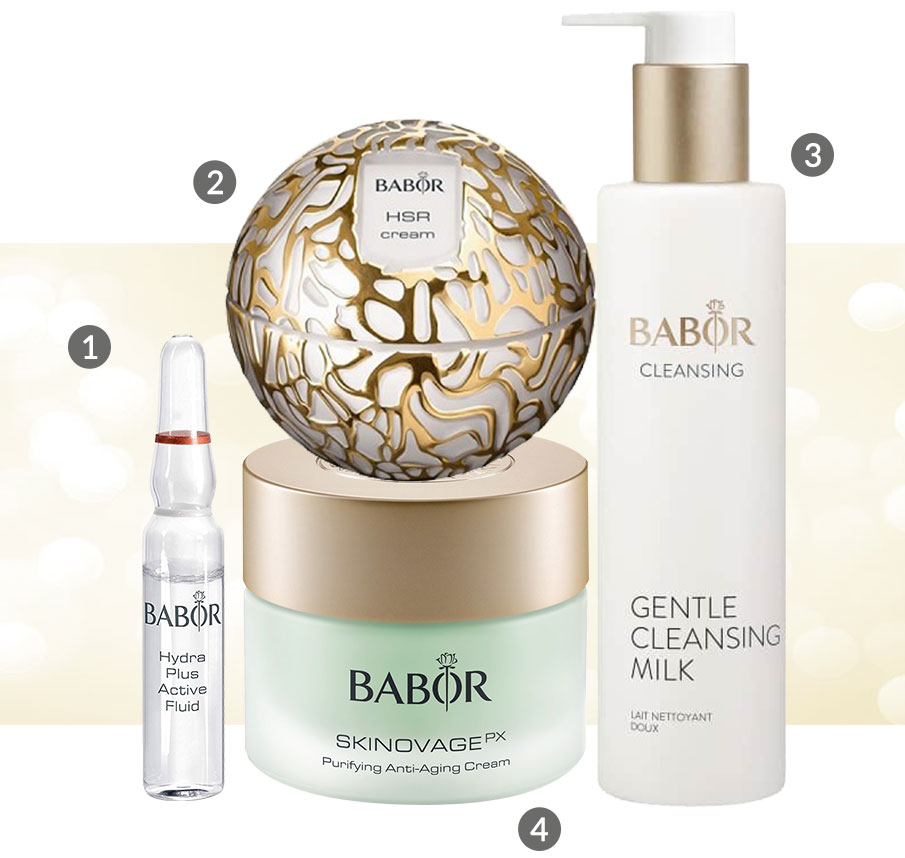 5 Irresistible Brands For Amazing Skin & Hair: Babor | Baxter of California | Joico | Natura Bisse | Anne Semonin