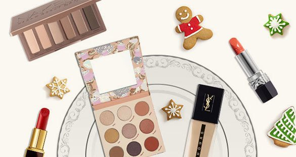 Holiday Christmas New Year Hanukkah Party-Ready Makeup Up to 75% Off
