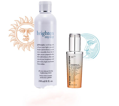 Topp 5 hudpleiekomboer for dag og natt: Velg disse hvis du bare skal bruke TO produkter om dagen!