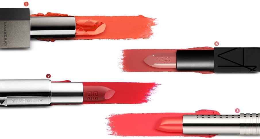 8 Top-Rated Lipcolours: Moisture VS. LongWear