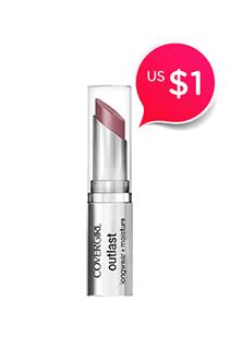 Covergirl Outlast Longwear + Moisture Lipstick Kevyn Aucoin