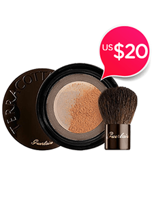 Terracotta Mineral Flawless<br />Bronzing Powder
