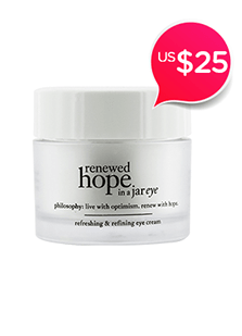 Philosophy Renewed Hope In a Jar Refreshing & Refining Eye Cream