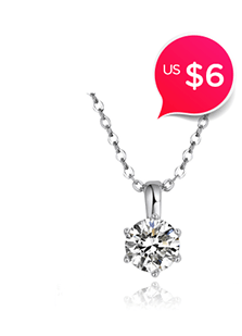 Swarovski Elements Princess<br />Necklace