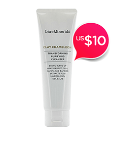 BareMinerals Clay Chameleon Transforming Purifying Cleanser - Puhdistusaine