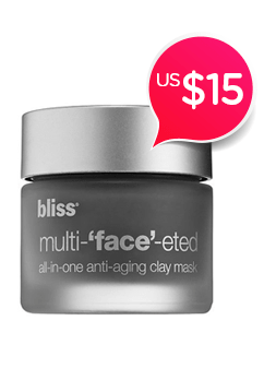 Multi-Face-Eted All-In-One Anti-Aging<br />Clay Mask (Unboxed)
