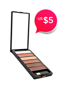 L'Oreal Color Riche Lip matt paletta