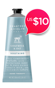 Goatmilk & Oat Soothing Hand