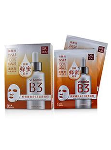 DR. JOU (By Dr. Morita) Honey Vita B3 Mascarilla Facial Nutritiva Facial Hidratante