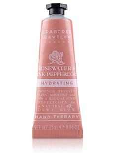 Crabtree & Evelyn Rosewater & Pink Peppercorn Hydrating Hand Therapy
