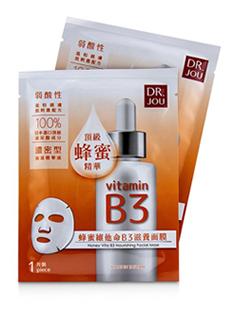 DR. JOU (By Dr. Morita) Honey Vita B3 Nourishing Facial Mask