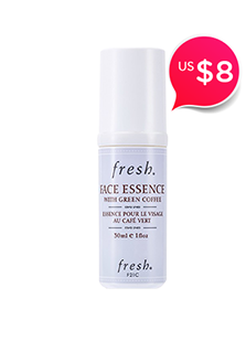 Fresh Face Essence with Green Coffee