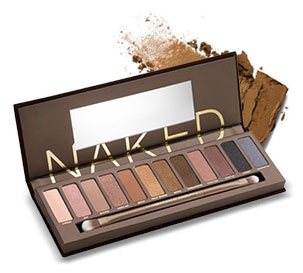 Naked Eyeshadow Palette >>