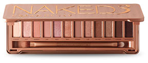 Naked 3 Eyeshadow Palette >>